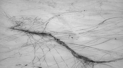 MA Drawing 2015: A walk through with Andrew Hewish, Centre for Recent Drawing